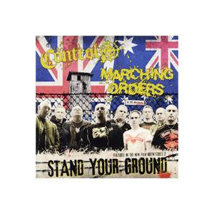 Cover - Marching Orders: Stand Your Ground