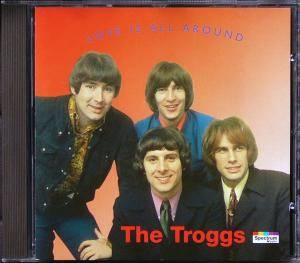 The Troggs: Love Is All Around - Cover