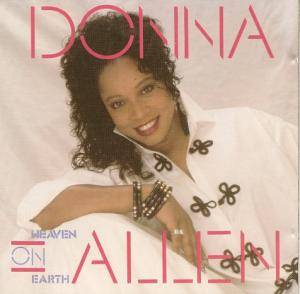 Donna Allen: Heaven On Earth - Cover