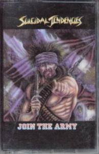 Suicidal Tendencies: Join The Army (Tape) - Bild 1