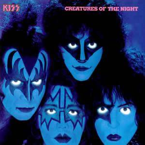 KISS: Creatures Of The Night - Cover