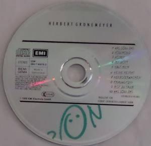 Herbert Grönemeyer: Ö (CD) - Bild 3