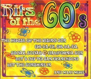 Hits Of The 60's (3-CD) - Bild 1