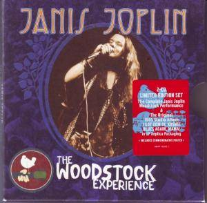 Cover - Janis Joplin: Woodstock Experience, The