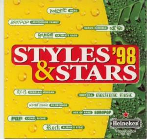 Styles & Stars '98 - Cover