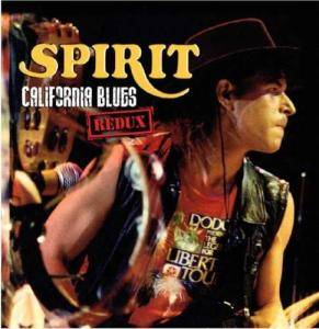 Spirit: California Blues Redux - Cover