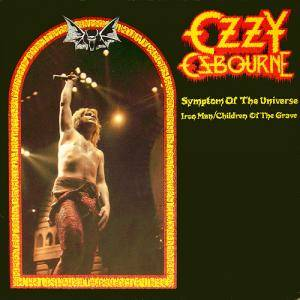 Cover - Ozzy Osbourne: Symptom Of The Universe