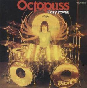 Cozy Powell: Octopuss - Cover