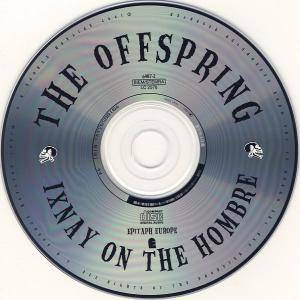 The Offspring: Ixnay On The Hombre (CD) - Bild 5
