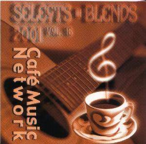 Cover - Catie Curtis: Cafe Music Network - Selects: 2001 Vol. 16