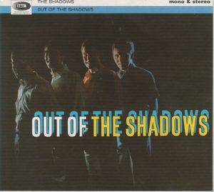 The Shadows: Out Of The Shadows - Cover