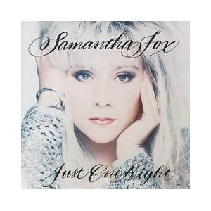 Cover - Samantha Fox: Just One Night