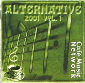 Cafe Music Network - Selects: 2001 Vol. 1 Alternative - Cover