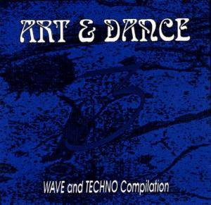 Cover - Psychic Force, The: Art & Dance 3