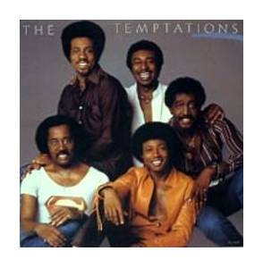 The Temptations: Temptations, The - Cover