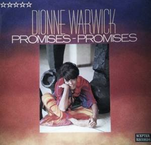 Cover - Dionne Warwick: Promises-Promises