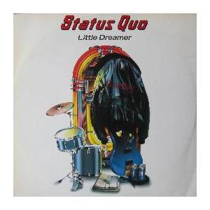Status Quo: Little Dreamer - Cover