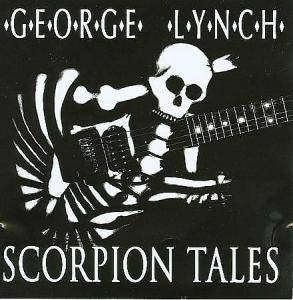 George Lynch: Scorpion Tales - Cover