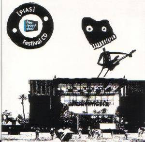 Cover - Ghinzu: Free Record Shop [Pias] Festival CD