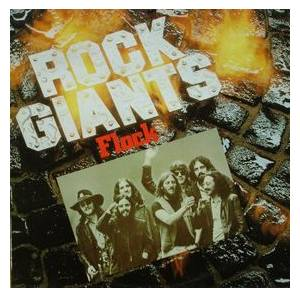 Cover - Flock, The: Rock Giants