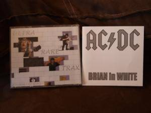 AC/DC: Brian In White - Cover