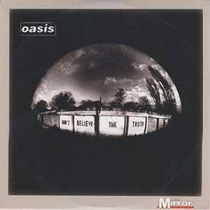 Oasis: Don't Believe The Truth - Cover