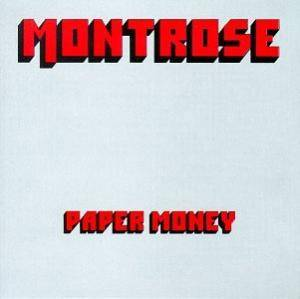Montrose: Paper Money - Cover