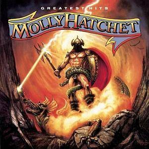 Molly Hatchet: Greatest Hits - Cover