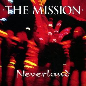 The Mission: Neverland - Cover