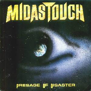 Midas Touch: Presage Of Disaster - Cover