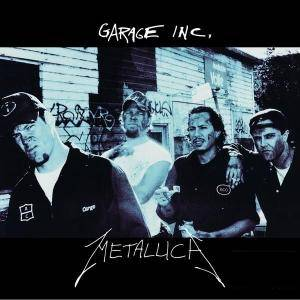 Metallica: Garage Inc. - Cover