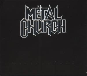 Metal Church: Masterpeace (CD) - Bild 1