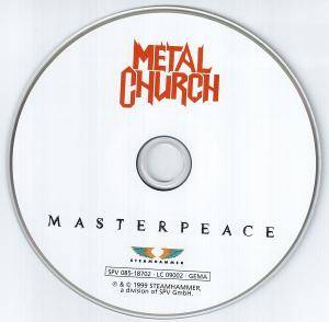 Metal Church: Masterpeace (CD) - Bild 4