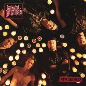 Metal Church: The Human Factor (CD) - Bild 1