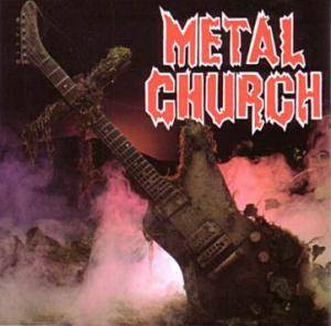 Metal Church: Metal Church - Cover