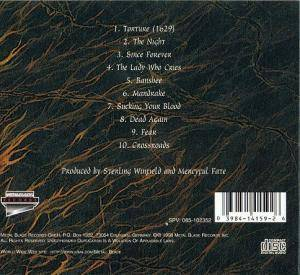 Mercyful Fate: Dead Again (CD) - Bild 2