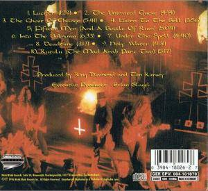 Mercyful Fate: Into The Unknown (CD) - Bild 2