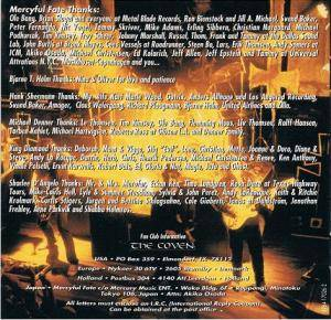 Mercyful Fate: Into The Unknown (CD) - Bild 4