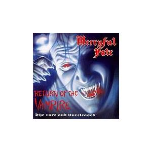 Mercyful Fate: Return Of The Vampire - The Rare And Unreleased (CD) - Bild 1