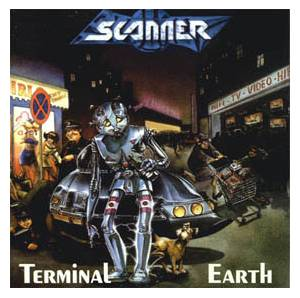 Scanner: Terminal Earth - Cover