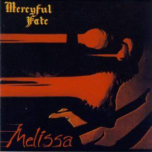Mercyful Fate: Melissa - Cover