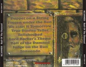 Scanner: Ball Of The Damned (CD) - Bild 2