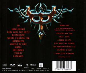 Judas Priest: Angel Of Retribution (CD + DVD) - Bild 2