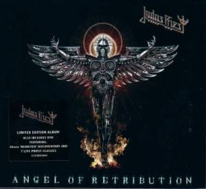 Judas Priest: Angel Of Retribution (CD + DVD) - Bild 1