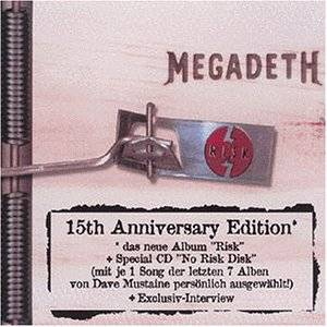Megadeth: Risk (2-CD) - Bild 1