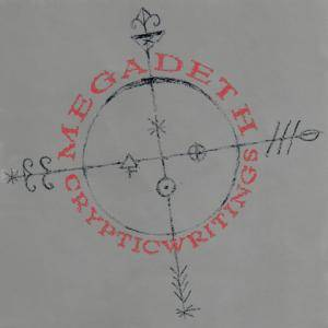 Megadeth: Cryptic Writings - Cover