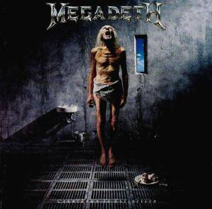 Megadeth: Countdown To Extinction - Cover