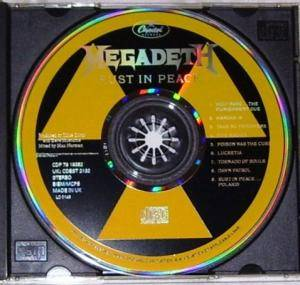 Megadeth: Rust In Peace (CD) - Bild 3