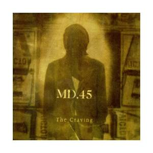 MD.45: Craving, The - Cover