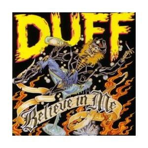 Duff McKagan: Believe In Me - Cover